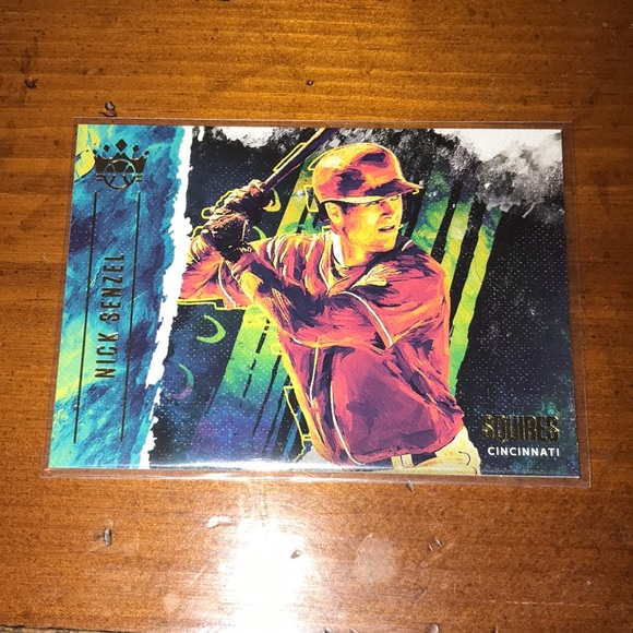 Nick Senzel Panini Squires Card Sports Card